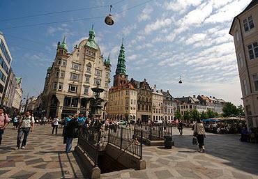 پیادهراه؛ قلب تپنده شهر در کپنهاگ