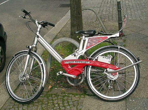 سیستم کرایه دوچرخه با تماس