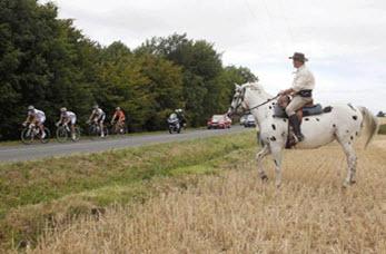 گزارش هفته نخست تور دوچرخه سواری بین المللی تور دو فرانس