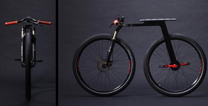 دوچرخه مفهومی درون شهری