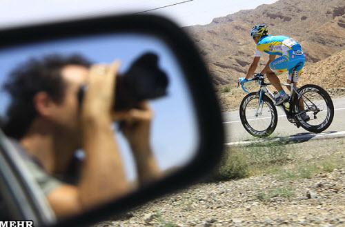 گزارش تصویری چهارمین دوره تور دوچرخه سواری بین المللی ریاست جمهوری