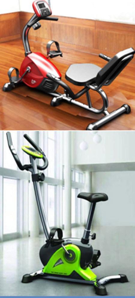 دوچرخه ثابت با طرحی نوین