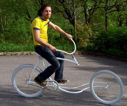 Forkless: دوچرخه منحصر به فرد