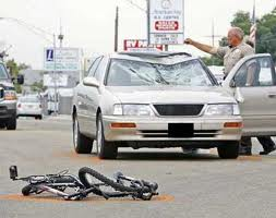 بررسی تصادفات دوچرخه در نیوزیلند