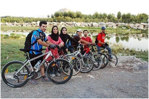 اصفهان دوباره شهر دوچرخه ها مي شود