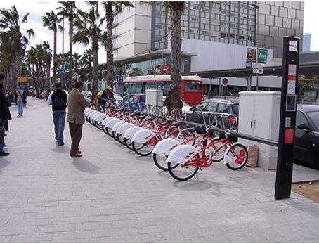 سیستم دوچرخه اشتراکی