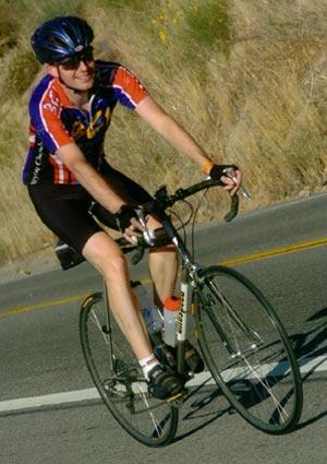 دوچرخهسواری به سوی لاغری
