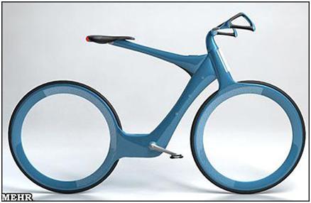 ابداع دوچرخه ای هوشمند و ضد سرقت