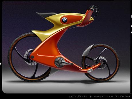 تصاویری از دوچرخه های مدرن