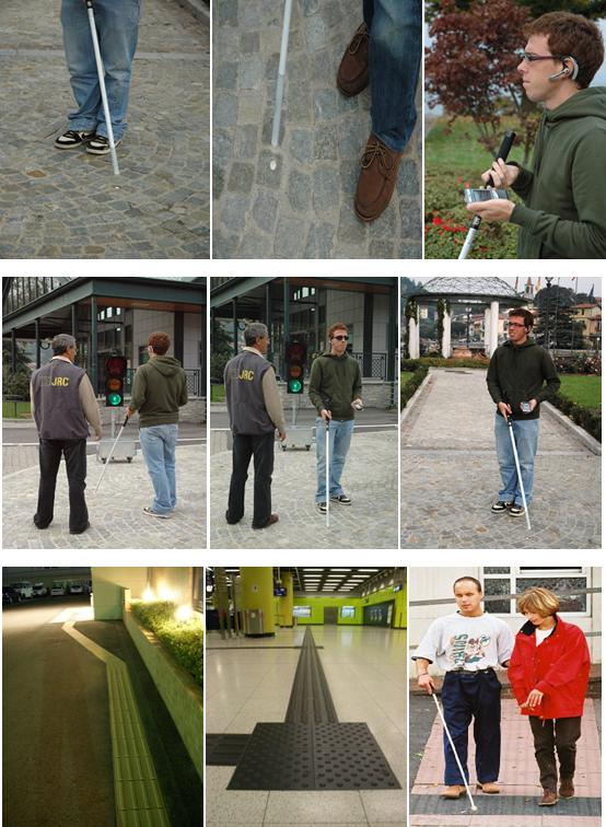 ITS  درخدمت افراد نابینا(1)