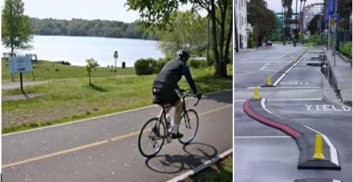 خط عبور دوچرخه(1)
