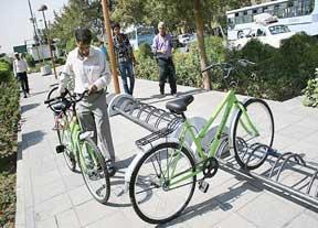 احداث مسيرهاي دوچرخهسواري در تمام مناطق تهران