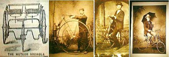 مروری بر تاریخچه و مزایاي دوچرخه سواری