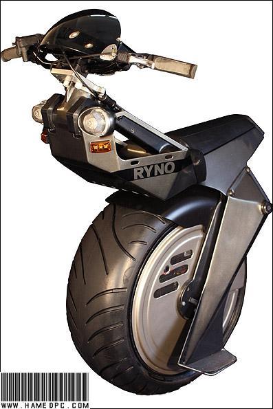 موتور سیکلت تک چرخ