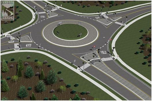 عبور و مرور عابرين در ميادين(2)
