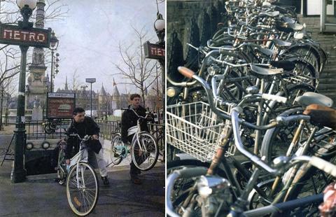 روش های بهبود حمل و نقل با دوچرخه