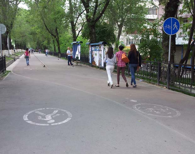 چرا دوچرخه سواري مانند پياده روي خسته کننده نيست ؟