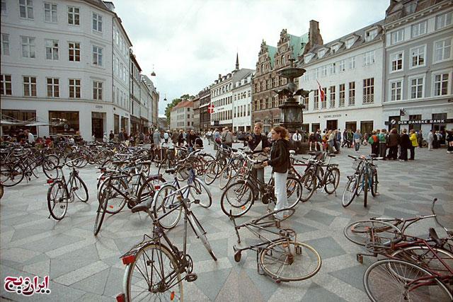 در این ۱۵ شهر دوچرخه سواری بسیار محبوب است