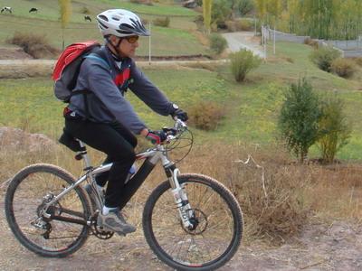 اگر میگرن دارید دوچرخه سواری کنید