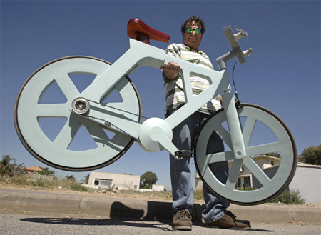 دوچرخه کارتنی