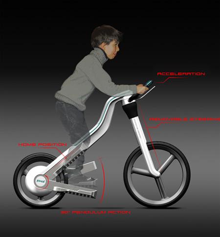 تصاویری از جدیدترین دوچرخه