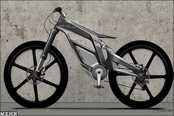 تصاویری از سریعترین دوچرخه الکترونیکی/ دوچرخهای مانند اتومبیل فرمول یک