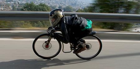 دوچرخه جاذبه