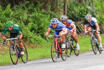مسابقه دوچرخه سواری تور کندوان