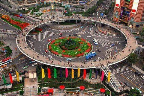 زیبا ترین پل عابر پیاده جهان در چین