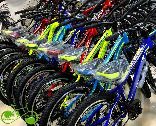 قیمت انواع دوچرخه در بازار