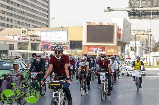 نگاهی به فواید دوچرخه سواری در زندگی شهری