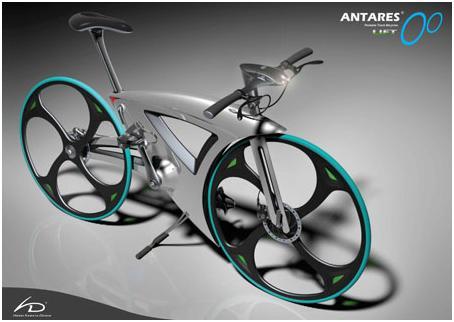 دوچرخه اي با قابلیت تبدیل شدن به یک وسیله ورزشی در خانه