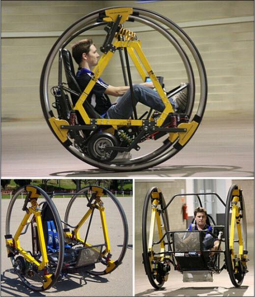 دوچرخه الکتریکی با طرحی جدید