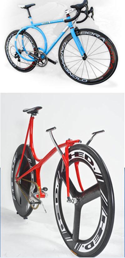 طراحی های جدید دوچرخه در سال 2011