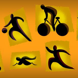 دوچرخه سواري و بهبود فيزيک بدن