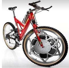 ابداع دوچرخه اي كه از پدال زدن، برق توليد مي كند
