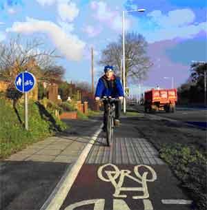 دوچرخهسواري؛ موتور اقتصاد و سلامت است