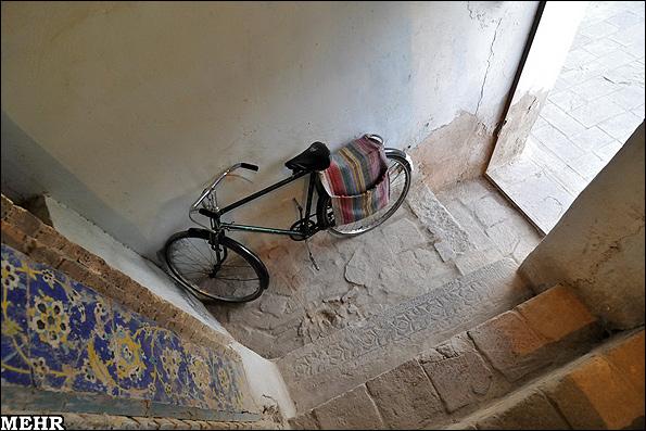 گزارش تصویری/ دوچرخه های قدیمی خوشرکاب شهروندان اصفهانی -1