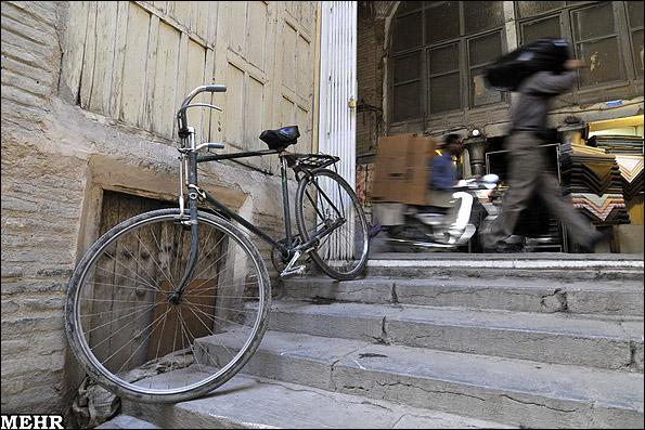 گزارش تصویری/ دوچرخه های قدیمی خوشرکاب شهروندان اصفهانی -2