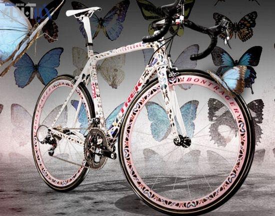 زیباترین و گرانقیمت ترین دوچرخه های جهان