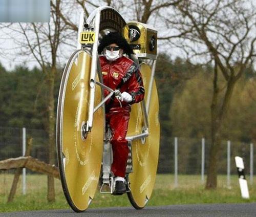 تصاویری از چند نوع دوچرخه جالب