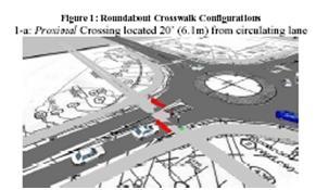 عبور و مرور عابرين در ميادين(1)