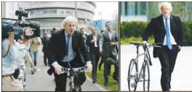 دوچرخه سواري هاي شهردار لندن