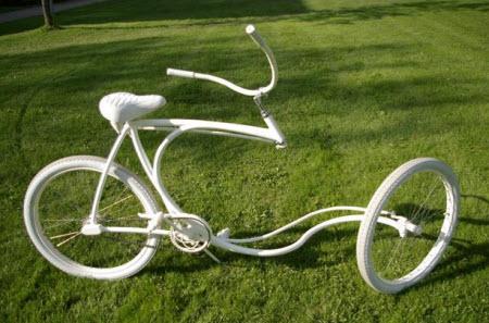 دوچرخه بدون فرمان