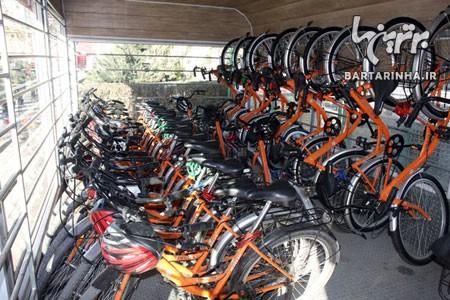 پایتخت گردی با دوچرخه سواری