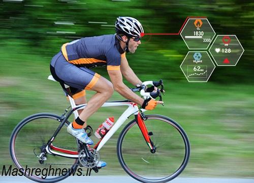 کلاه ایمنی هوشمند دوچرخه سواران