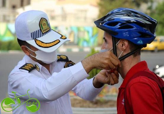 آمار تصادفات فوتی و جرحی دوچرخه سواران در پایتخت