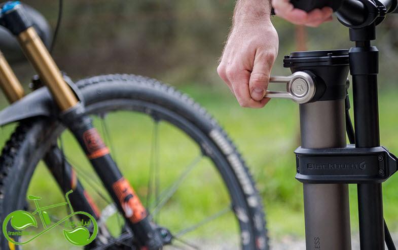 چهار نکته درباره فشار باد لاستیک دوچرخه