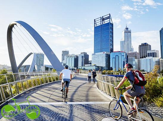 بهترین شهرهای دوستدار دوچرخه جهان