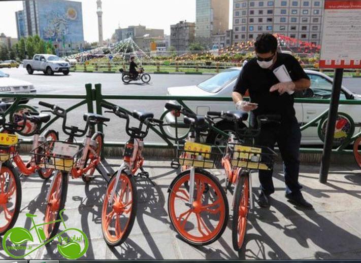 شهرداری تهران: استفاده از دوچرخه در تهران سه برابر شده است